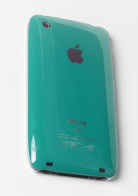 iPhone 3G/3GS skal (turkos)