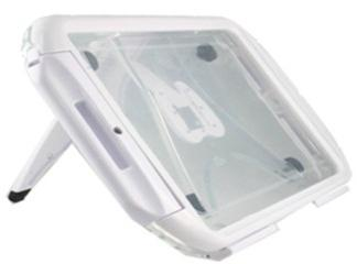 Aryca Waterproof Case (iPad) - Vit